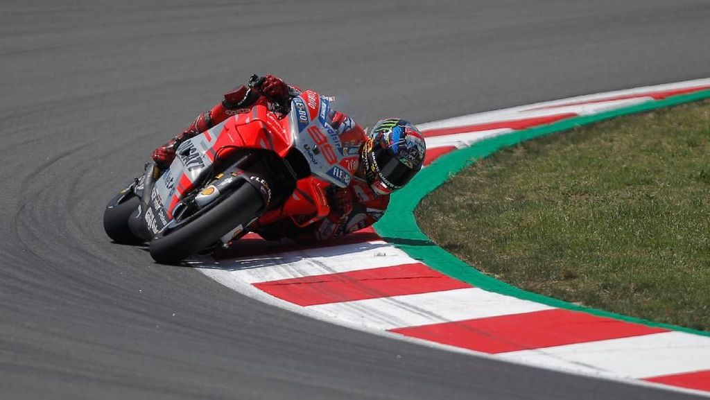 Tonton di Sini: Live Streaming MotoGP Catalunya