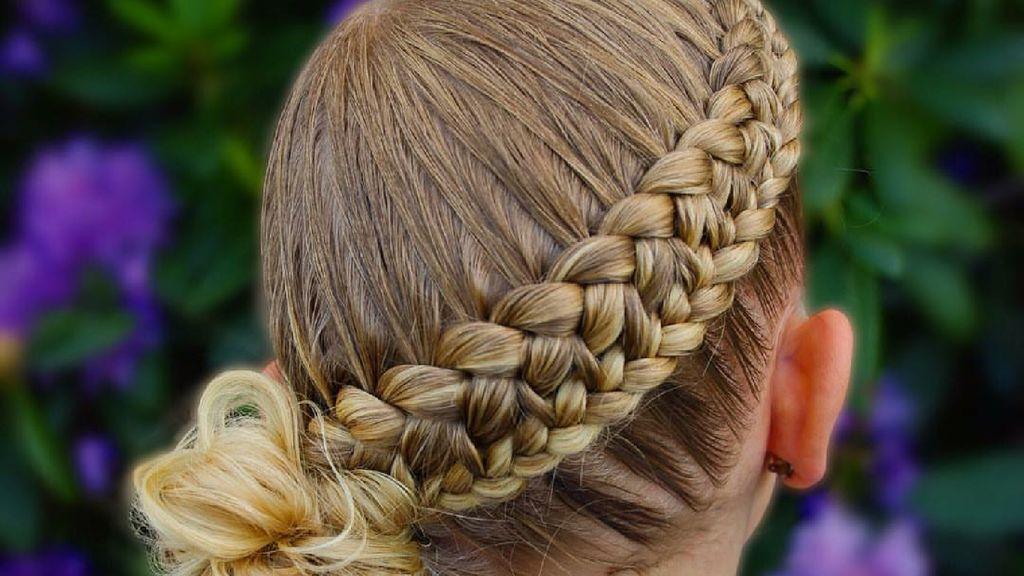 Rambut Dikepang Ini Mirip Kelamin Pria, Bikin Netizen Mikir Jorok