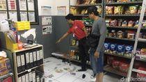 Perampok Sekap Kasir Minimarket di Bali, Rp 50 Juta Dicuri