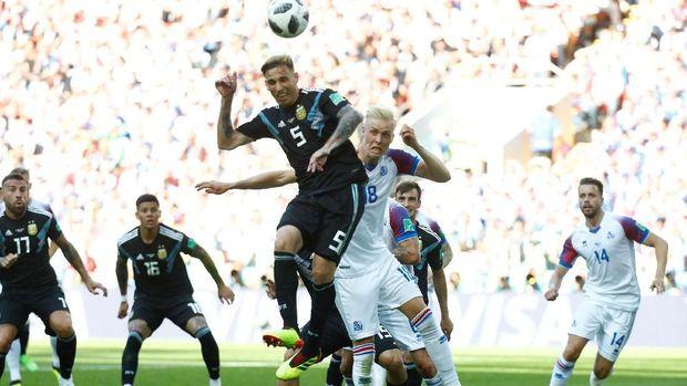 Argentina terancam gagal lulus ke babak perdelapan final Piala Dunia 2018.