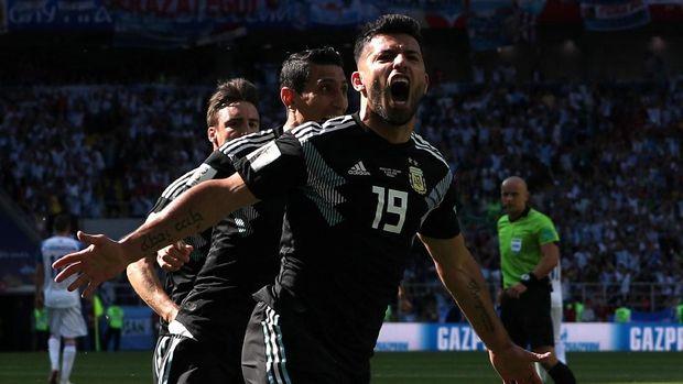 Argentina wajib menang atas Kroasia.