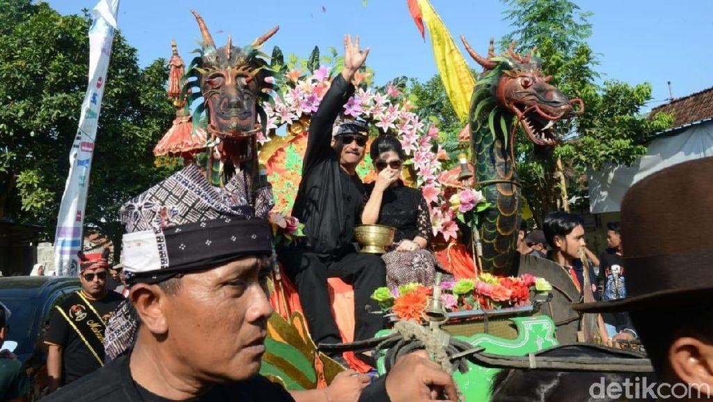 Festival Barong Ider Bumi Bawa Berkah untuk Banyuwangi