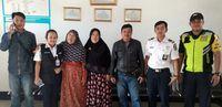 Kisah Haru Pertemuan Kasminah dan Anak di Stasiun Sukabumi