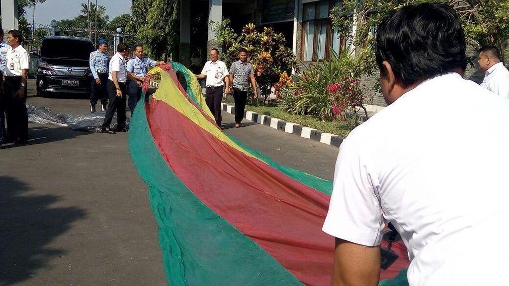 Ganggu Penerbangan, 27 Balon Udara Disita Aparat di Jateng DIY