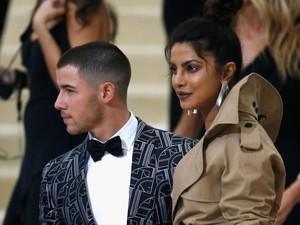 Begini Reaksi Ibu Priyanka Chopra Usai Bertemu Nick Jonas