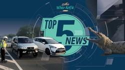 Detiknews berita hari ini di indonesia dan internasional misteri buaya di tanjung priok puncak langganan macet stopboris Gallery
