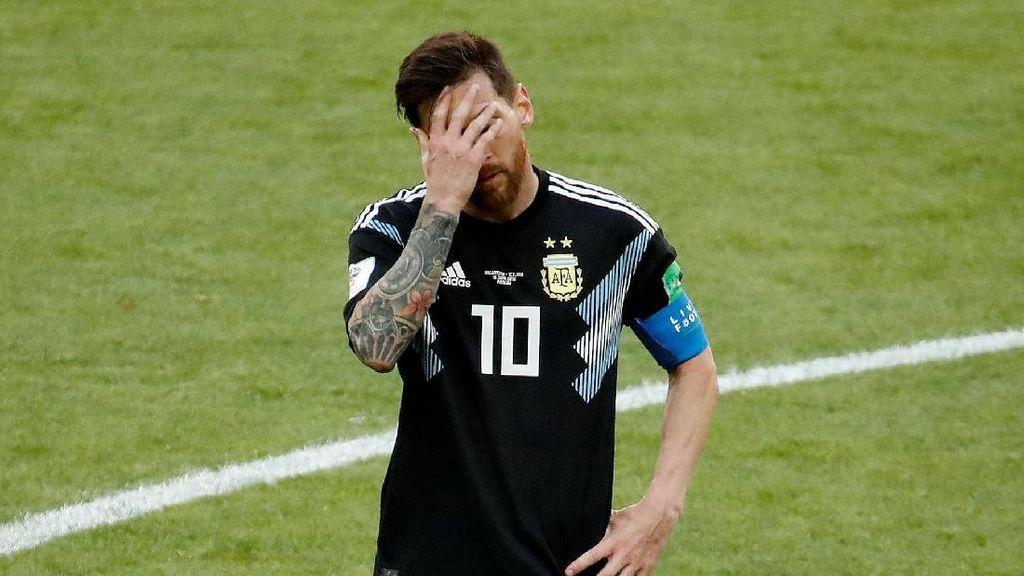 Tolong Jangan Salahkan Messi