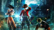 Son Goku dan Naruto Tarung di Game Jump Force