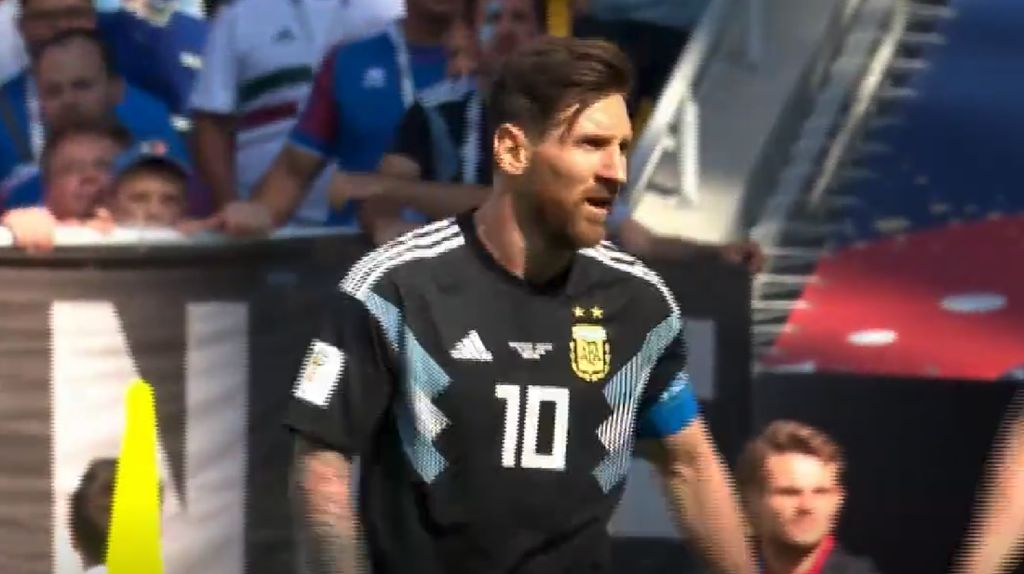 Highlights Babak I Argentina Vs Islandia