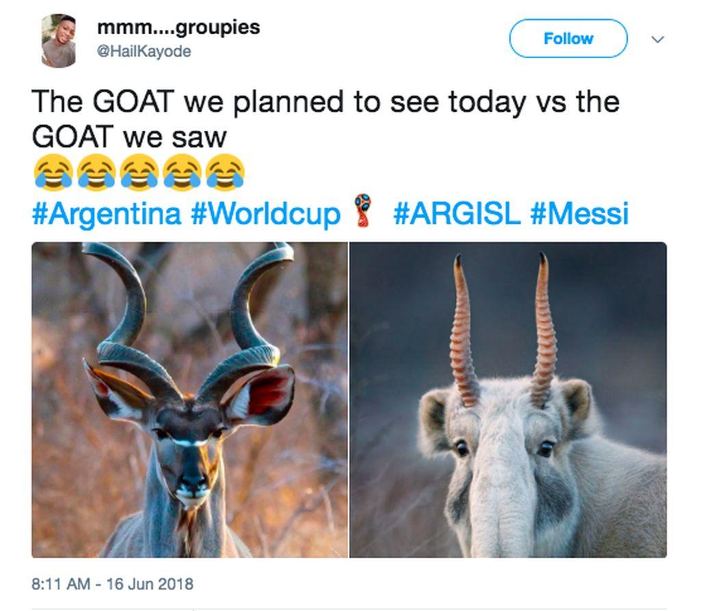 Messi yang diperkirakan merajalela ternyata tidak bisa berbuat banyak membantu Argentina dalam menghadapi Islandia. Foto: istimewa