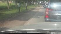 Cianjur Arah Bandung Macet, Polisi Berlakukan One Way