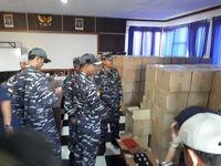 TNI Gagalkan Penyelundupan 14 Ribu Botol Miras dari Malaysia