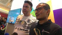 Sandi Nilai Jalanan Jakarta yang Sepi Picu Kreativitas Warga