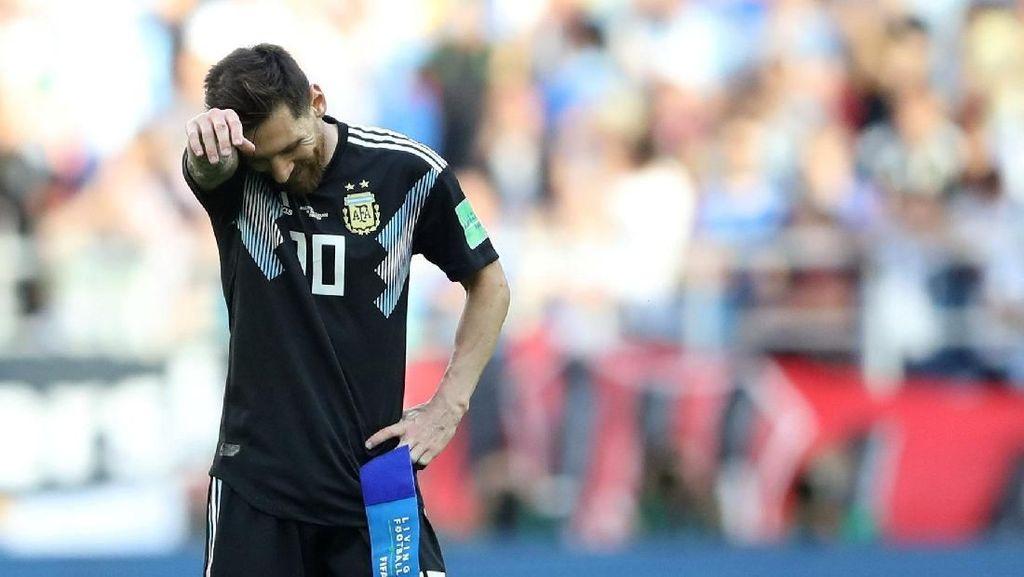 Messi Jelek di Timnas karena Argentina Tak Membantunya