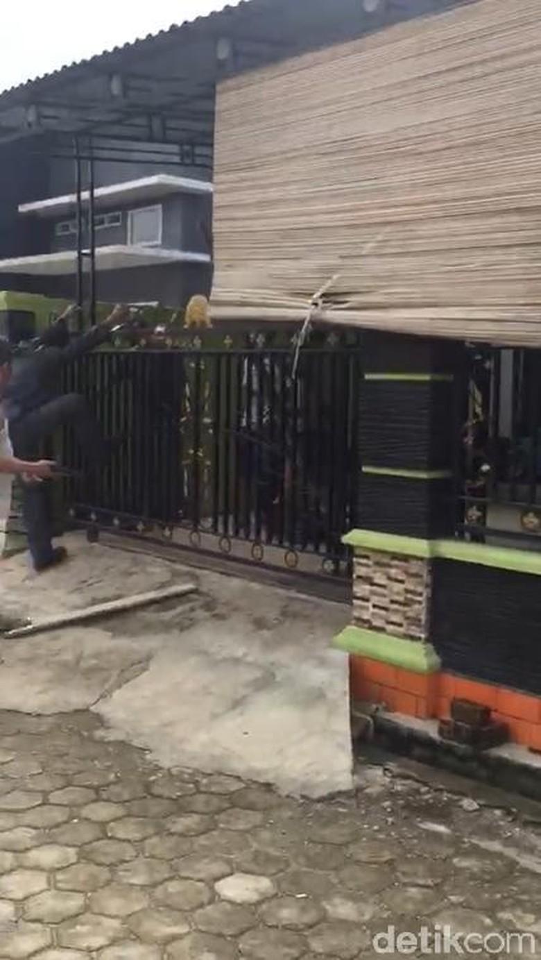Bobol Rumah Tetangga Kapolsek, Pencuri Ini Tewas Ditembak