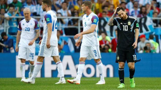 Pertandingan melawan Kroasia akan krusial untuk Argentina.