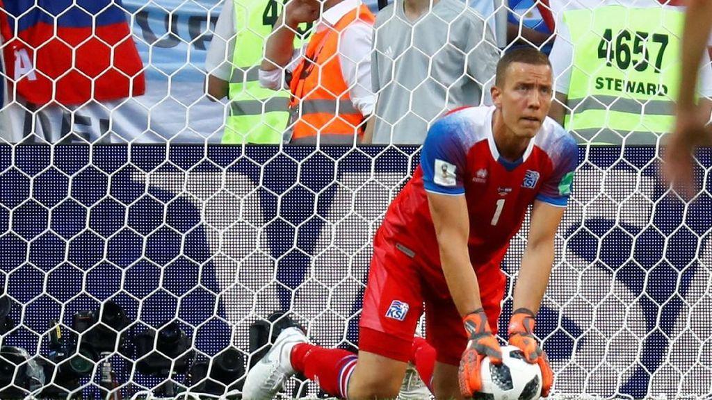 Mengenal Thor, Sang Pemancung Penalti Messi