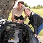 Pasangan Ini Tinggalkan Mobilnya 5 Hari di Taman karena Ular