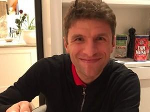 Yuk, Intip Gaya Kulineran Pesepak Bola Jerman Thomas Muller!