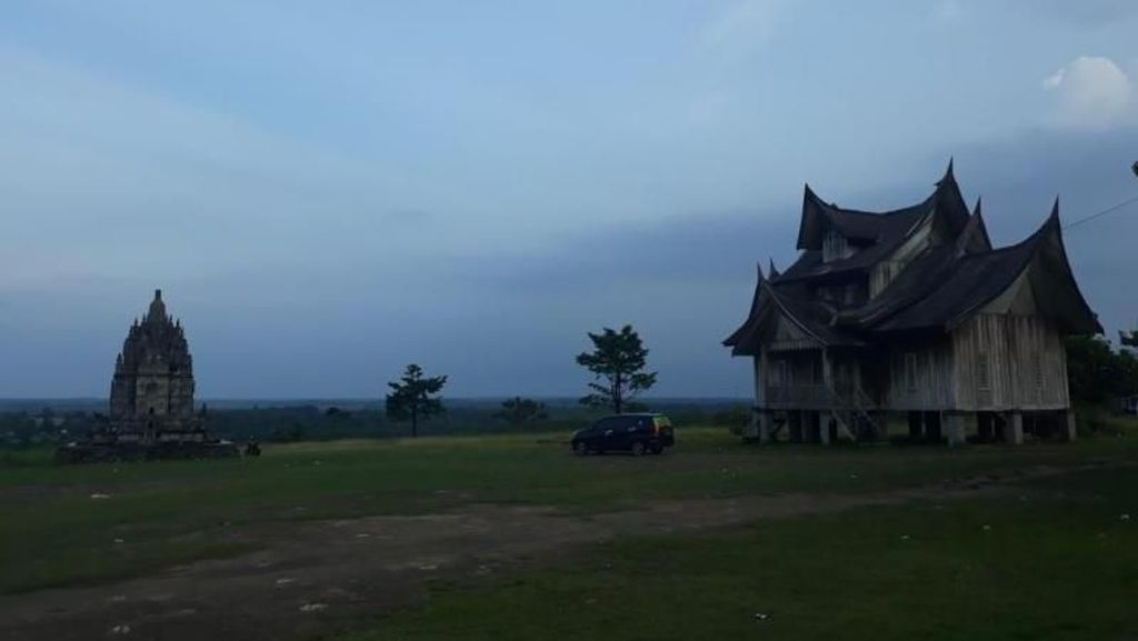 Wisata Cakat Raya, Kawasan Instagramable di Lampung