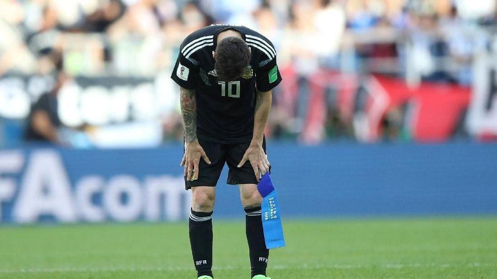 Duh, Messi!