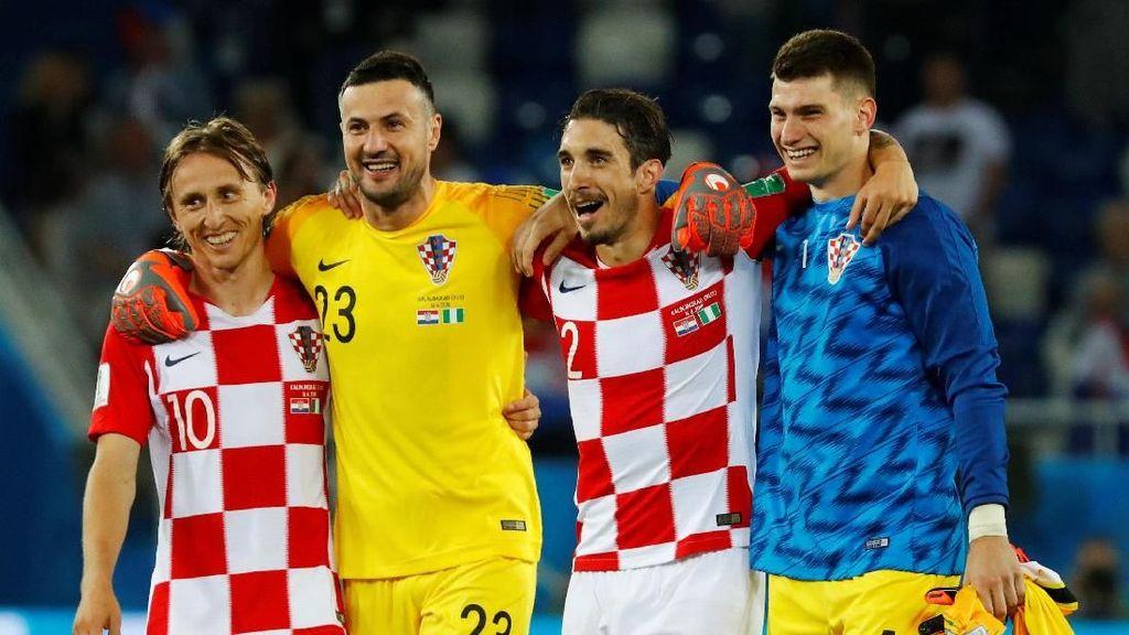 Kroasia Sebut Argentina Lawan yang Mudah