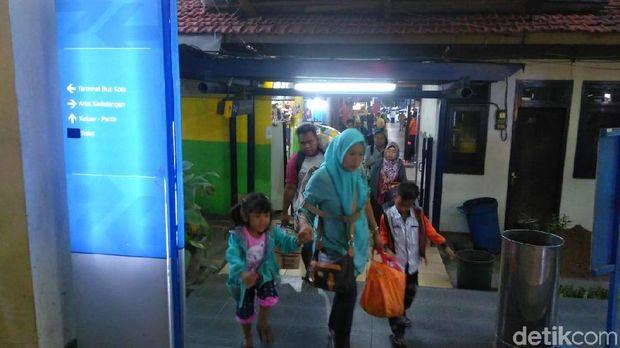 Terminal Purabaya Bungurasih/
