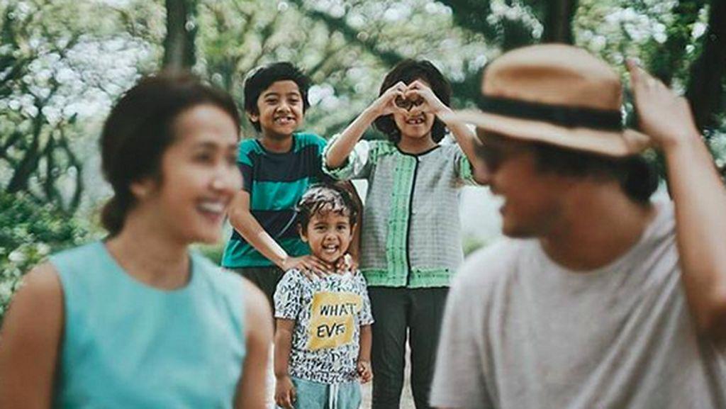 Tips Widi Mulia dalam Mendidik Anak