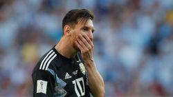 Messi: Gagal Penalti Tuh Menyakitkan