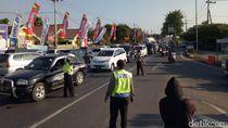 Tol Jombang-Mojokerto Sore Ini Digratiskan