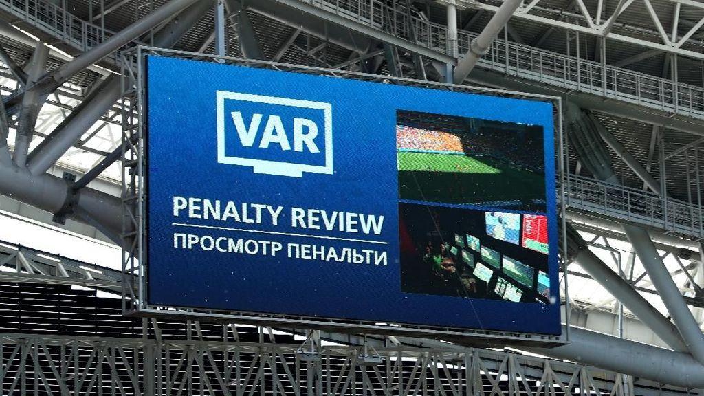 Gol-gol yang Dibantu Tangan Teknologi di Putaran Pertama