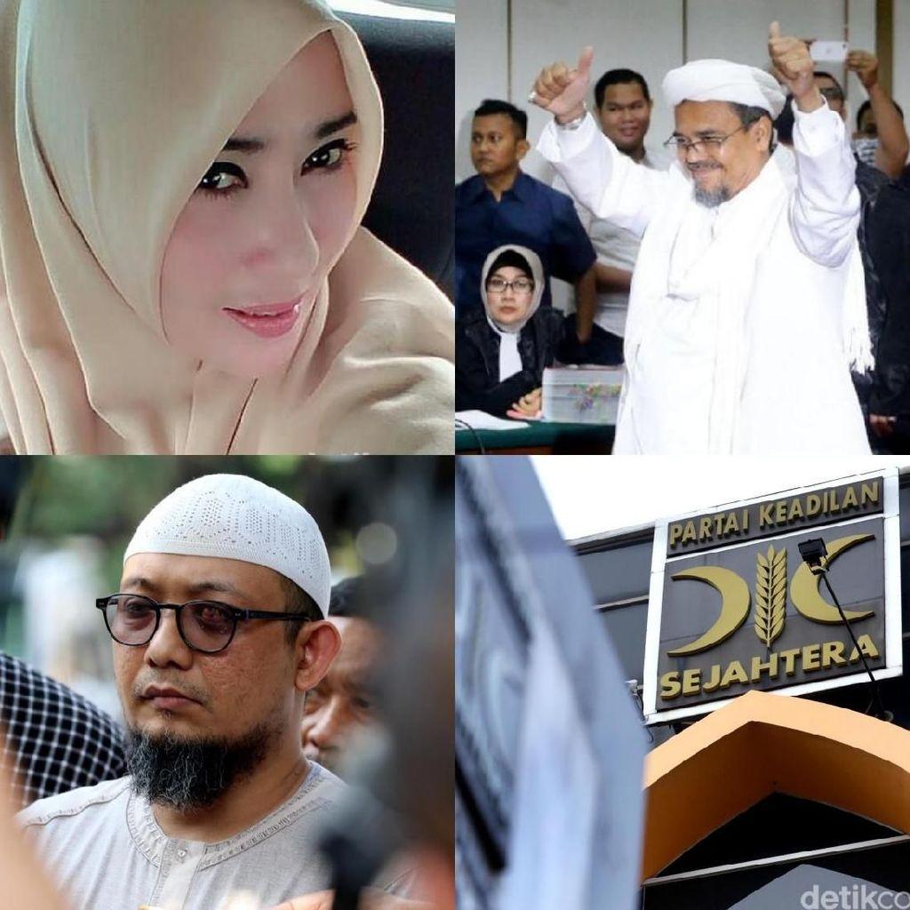 Berita Heboh: SP3 Kasus Rizieq, Novel Singgung Jenderal Lagi