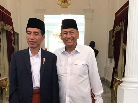 Kapitra bertemu Jokowi pada Ramadan tahun lalu