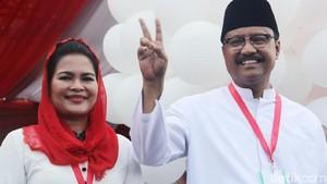 Di DPP PKB, Gus Ipul Ucapkan Selamat ke Khofifah-Emil