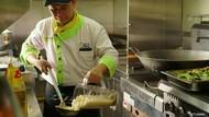 Ada Seribu Porsi Makanan Gratis untuk Pemudik di Cikampek