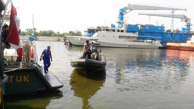 Polres Kep Seribu Pastikan Buaya Tanjung Priok Tak Bahayakan Warga