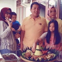 Ultah ke-62, Cagub Arinal Harap Kado Kemenangan di Pilgub Lampung
