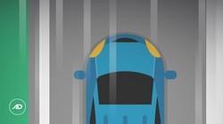 Cara Aman Menyalip Kendaraan Pakai Mobil Matik