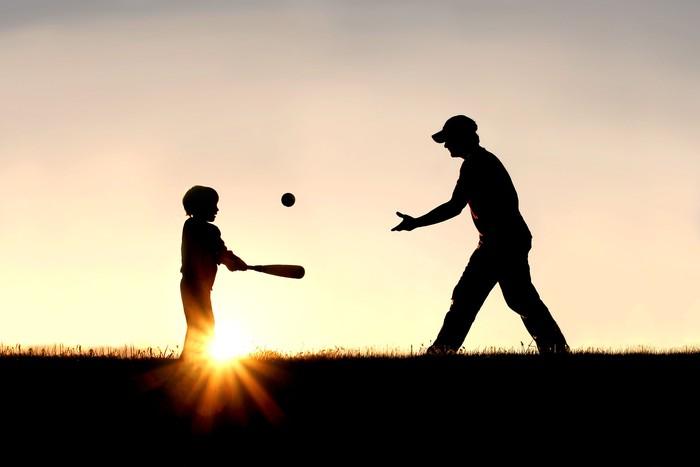 Ilustrasi ayah dan anak. Foto: Thinkstock