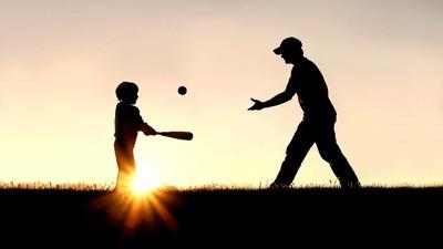 Keren! Kisah Bocah dengan Kanker yang Semangat Bermain Baseball