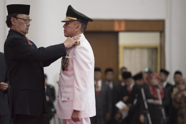 Deretan Kritik atas Pelantikan Komjen Iriawan Jadi Pj Gubernur