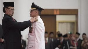 Mendagri dan Komjen Iriawan Jawab Kritik Soal Pj Gubernur