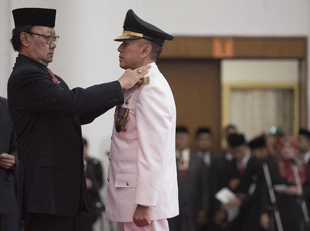 Soal Keamanan Jadi Alasan Iriawan Pj Gubernur, Pengamat Beda Pendapat