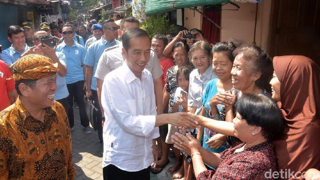 Jokowi: Saya Bisa Capek, Jangan Dipikir Saya Kayak Robot