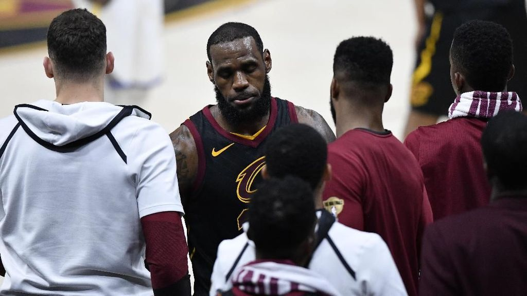 Shaq ke LeBron: Tak Perlu Lagi Kejar Tambahan Cincin Juara NBA