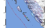 Gempa 5,1 SR di Kepulauan Mentawai, Tak Berpotensi Tsunami