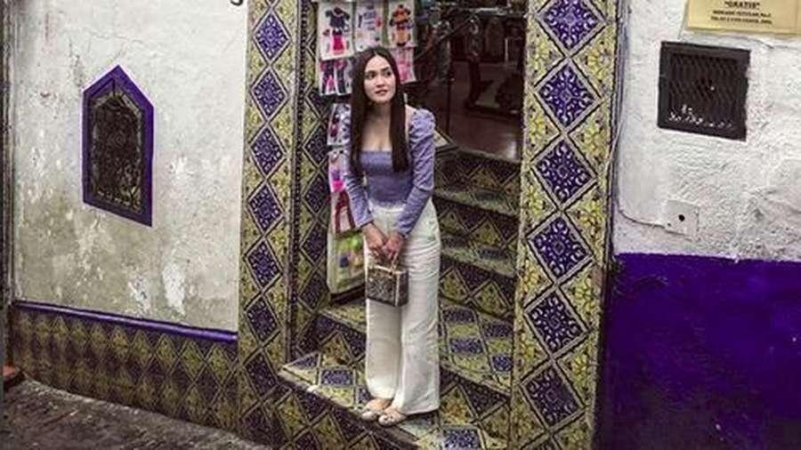 Intip! Cantiknya Shandy Aulia saat Liburan di Meksiko