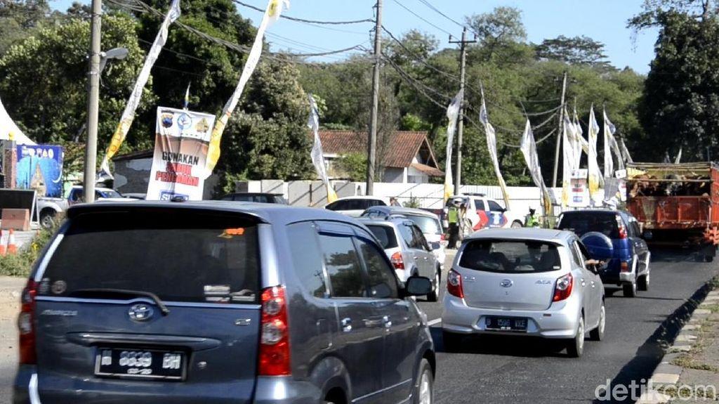 Arus Balik Via Batang Dipecah ke Tol Fungsional dan Jalur Arteri