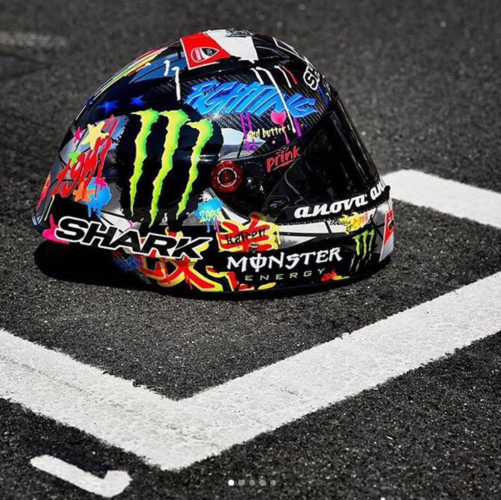 Warna-warni Helm Jorge Lorenzo