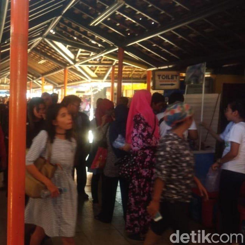 20.706 Penumpang Diberangkatkan dari Terminal Purabaya
